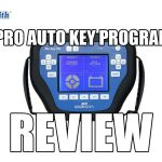 MVP PRO Auto Key Programmer Review | Mr. Locksmith Blog