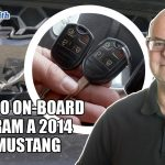 How to Program Ford Mustange Key | Mr. Locksmith