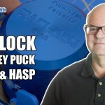 PACLOCK's Puck-Link Chain Locking System Mr. Locksmith