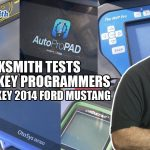 Mr. Locksmith Tests 5+ Car Key Programmers on 2014 Ford Mustang Mr. Locksmith™